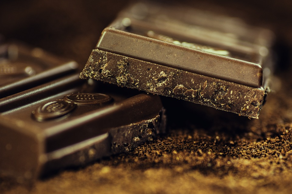 Dark chocolate - Brain Food
